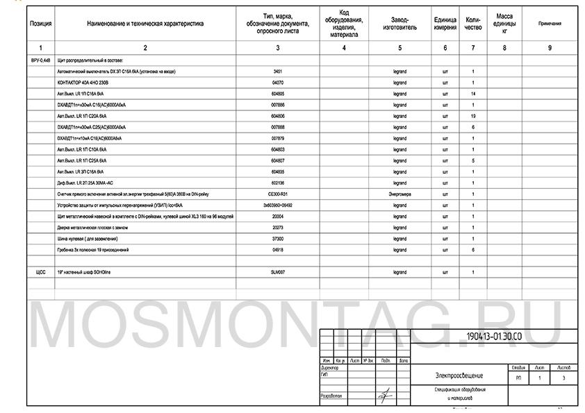 заявка спецификация образец img-1