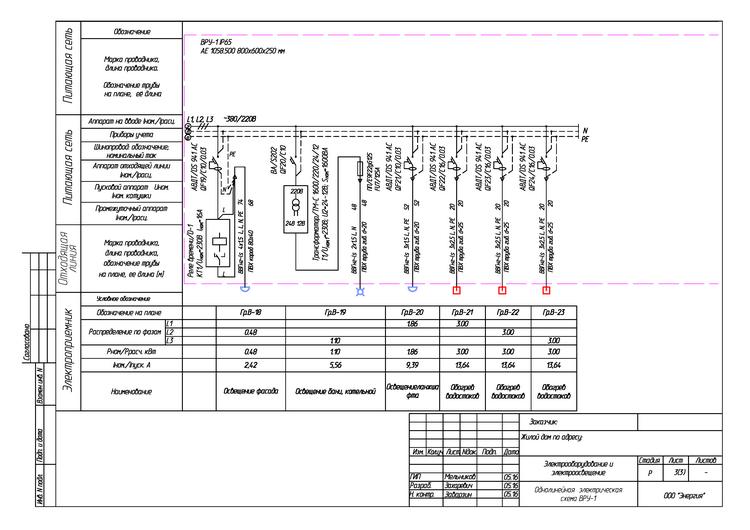 Гост условные обозначения на однолинейных схемах электроснабжения