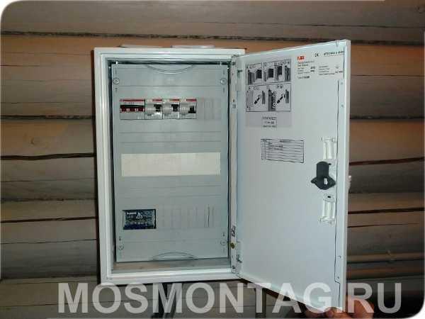 Монтаж дополнительных устройств для электроснабжения