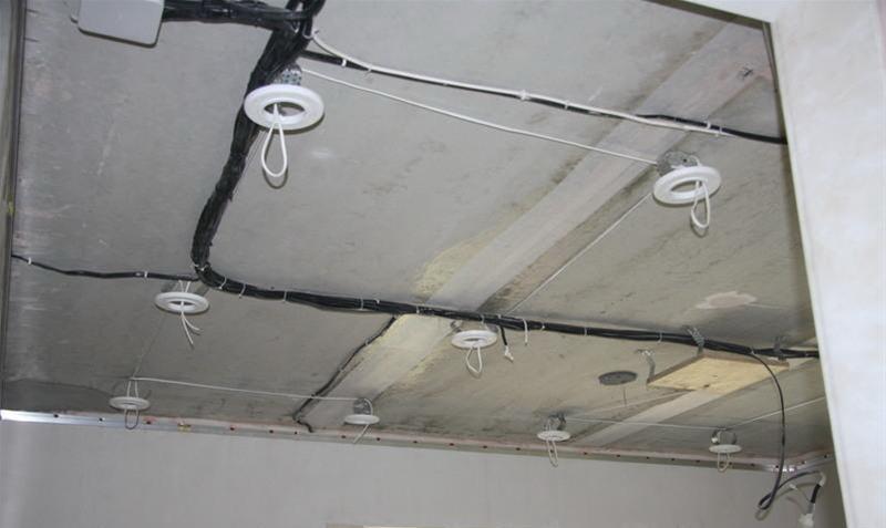 Замена электрики в квартире стоимость