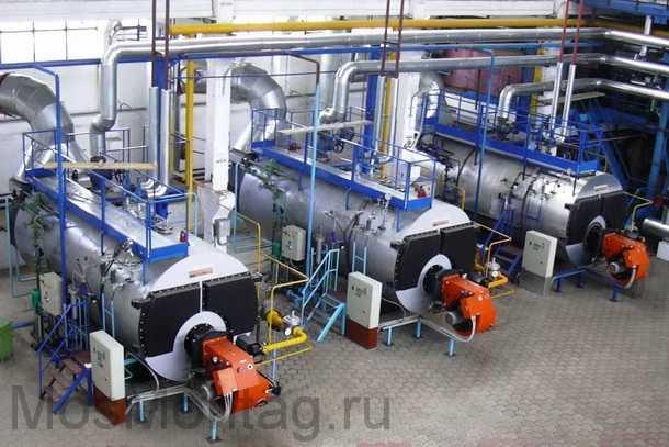 промышленная безопасность газовых котельных