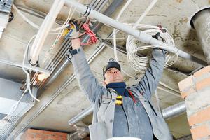 Смета. строительные электромонтажные работы